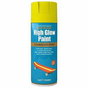 Rust Oleum Glow in the Dark Paint 125ml