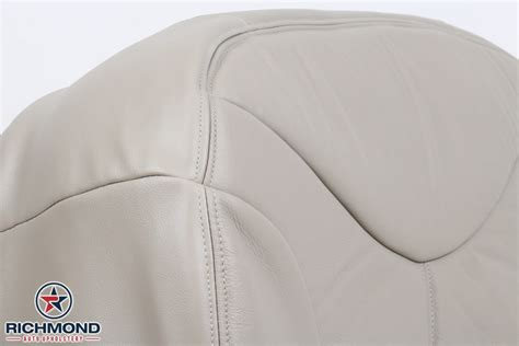2000 2002 gmc yukon yukon xl slt sle leather seat cover
