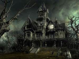 wallpapers: Horror House Wallpapers