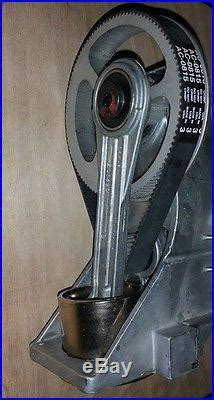 devilbiss air compressor pump assembly including gaskets