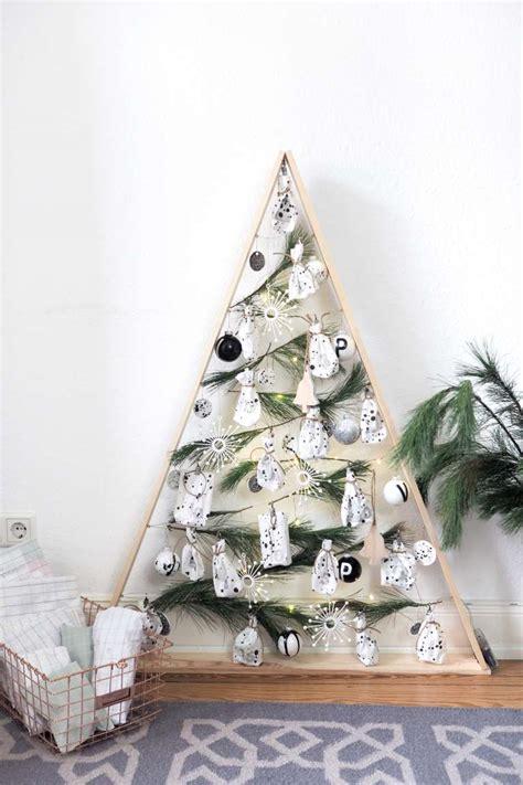 Deko Für Weihnachten Selber Machen by Diy Weihnachts 173 173 Baum Aus Holz Paulsvera