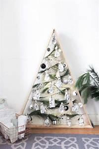 Deko Weihnachtsbaum Holz : diy weihnachts baum aus holz paulsvera ~ Watch28wear.com Haus und Dekorationen
