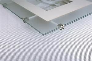 Rahmenloser Bilderrahmen 80x100 : mira doppelglas bildhalter ~ Indierocktalk.com Haus und Dekorationen