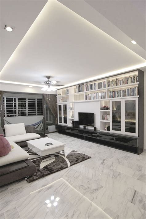 feature wall  tv console carpentry designs tan carpenters