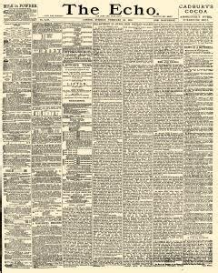 Herald and review from decatur illinois on february 15 1890 page 4 from img.newspapers.com. Review And Herald Feb18,1890 / Herald And Review From Decatur Illinois On February 19 1890 Page ...