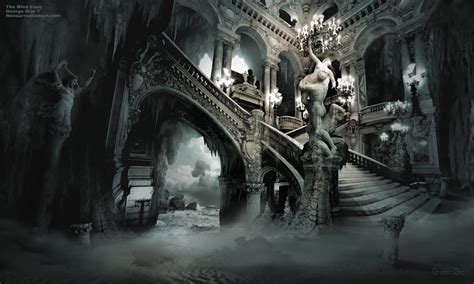 Scary Halloween Wallpapers Free Gothic Wallpaper For Home Wallpapersafari