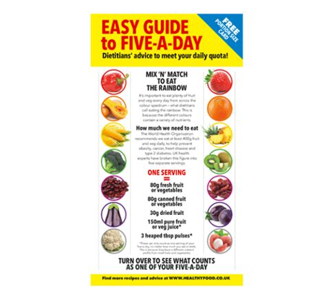 morocan cuisine get your five a day easy at a glance guide healthy food