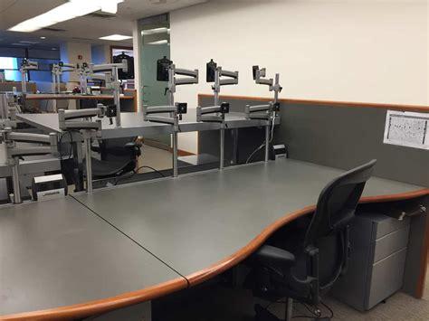 Used Sit Stand Desks By Soros Saraval Industries