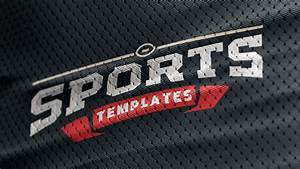Sports Jersey Texture Psd Logo Mockup On Behance