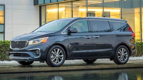 Kia Minivan Used by Kia Sedona Minivans Recalled Sliding Door Issue