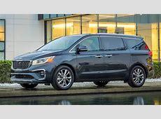 Kia Sedona Minivans Recalled SlidingDoor Issue