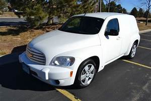 Buy Used Chevy Hhr 2009 White Panel Truck Low Millage