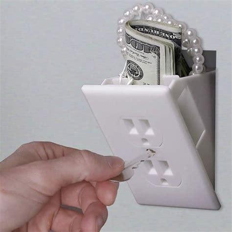 secret hiding places   valuables