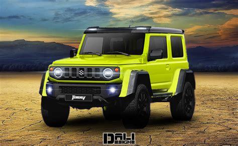 2019 Suzuki Jimny 4x4 Squared By Dly00 On Deviantart