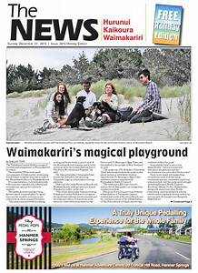 The News North Canterbury 27-12-15 by Local Newspapers - Issuu