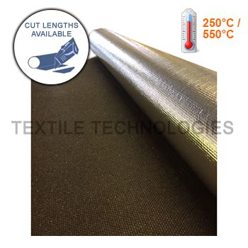 aluminium reflective fabrics industrial high