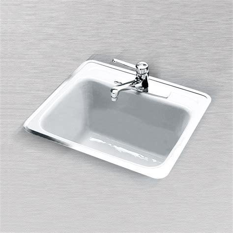 ceco sinks kitchen sink ceco durango rectangular laundry tray 5144