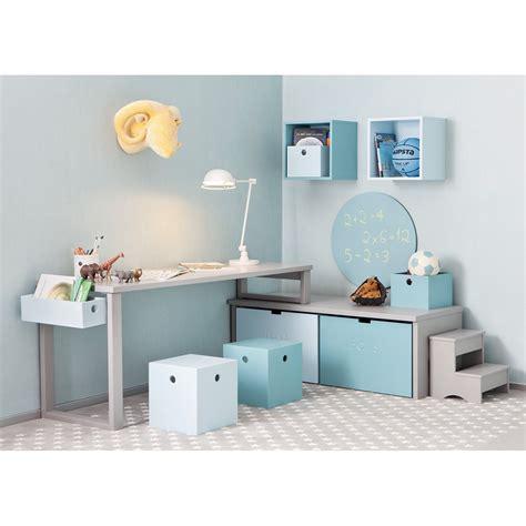 rangement chambres enfants espace bureau d 39 enfants avec rangement design par asoral