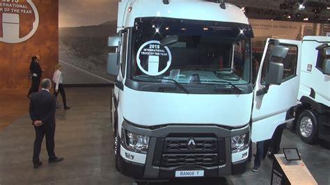 renault trucks   optifuel  exterior  interior