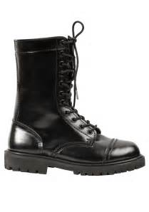 womens boots black womens black combat boots