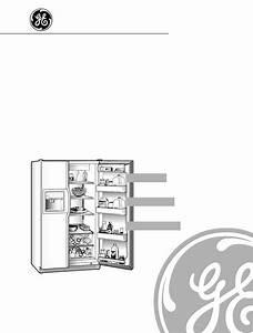 Ge Refrigerator 162d7744p009 User Guide