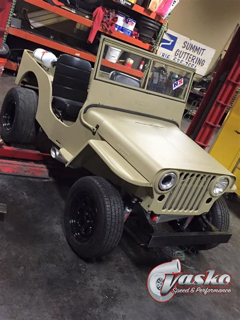 willys jeep lsx willys jeep with a turbo lsx engine swap depot