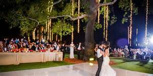 outdoor wedding venues los angeles garden setting at saddlerock ranch weddings get prices for los angeles wedding venues in
