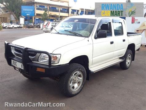 Used Toyota Truck 2004 2004 Toyota Hilux Double Cabin