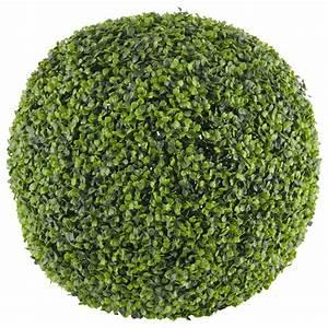 Boule De Buis : boule artificielle d 50 cm buis maisons du monde ~ Melissatoandfro.com Idées de Décoration