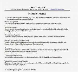 5 Reasons to Include a Summary in Your Resume