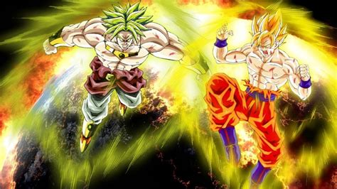 broly wallpapers hd wallpaper cave