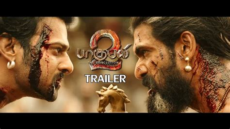 Bahubali 2 Official Trailer Review