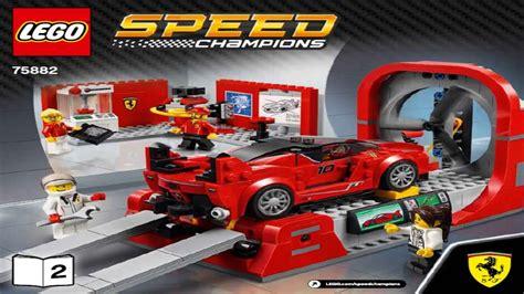 Lego technic civilian banshee helicopter. LEGO Speed Champions 2017 FERRARI FXX K & DEVELOPMENT ...