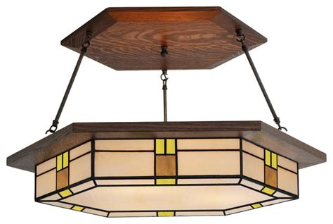 craftsman style lighting vintage craftsman chandelier