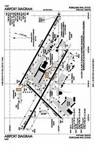 Lincoln Airport Diagram