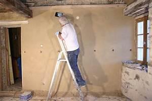 Enduire Un Mur Abimé : enduit prix excellent prvenant mur pierre interieur ~ Dailycaller-alerts.com Idées de Décoration