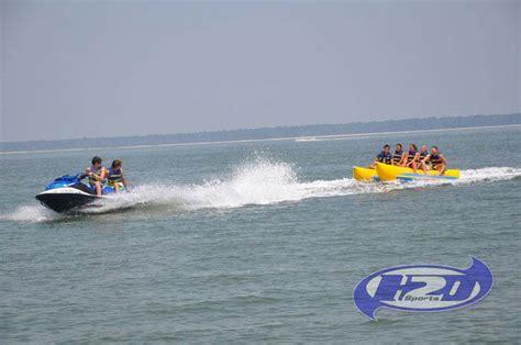 Pontoon Boat Rental Hilton Head by Banana Boat Rentals On Hilton Head Island Wild Ride On The