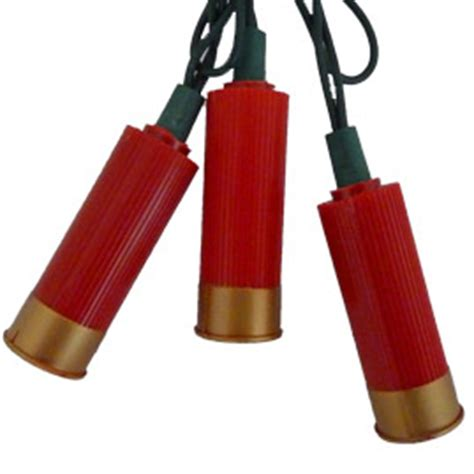 shotgun shell string lights oogalights more
