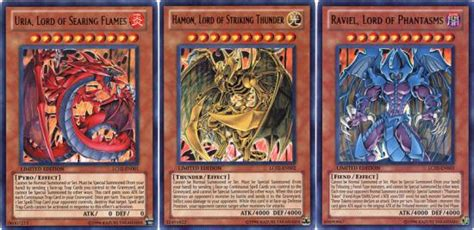 yugioh gx legendary collection 2 beast cards set of 3