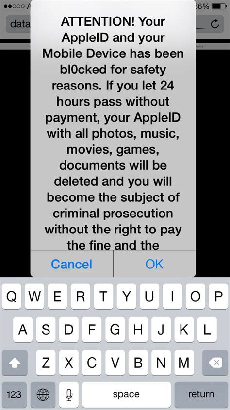 how do i get viruses my phone how to remove us marshals scam from iphone