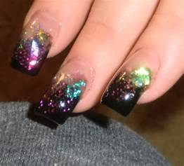 Cute acrylic nail designs instagram cosmic nails