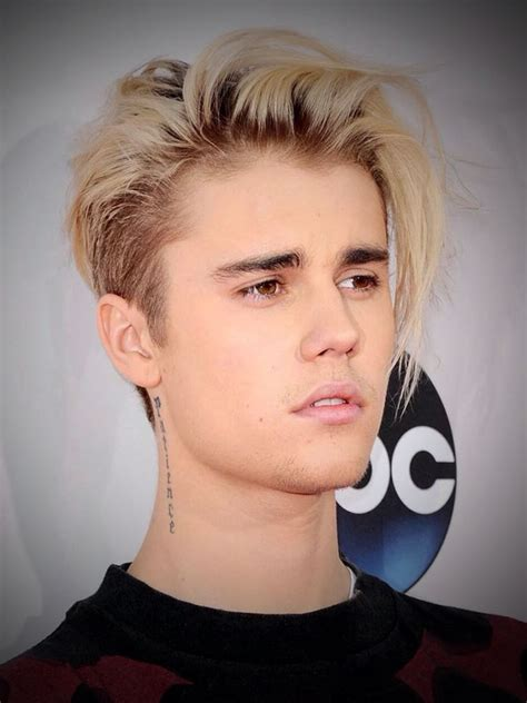 justin bieber hairstyles hairstylo