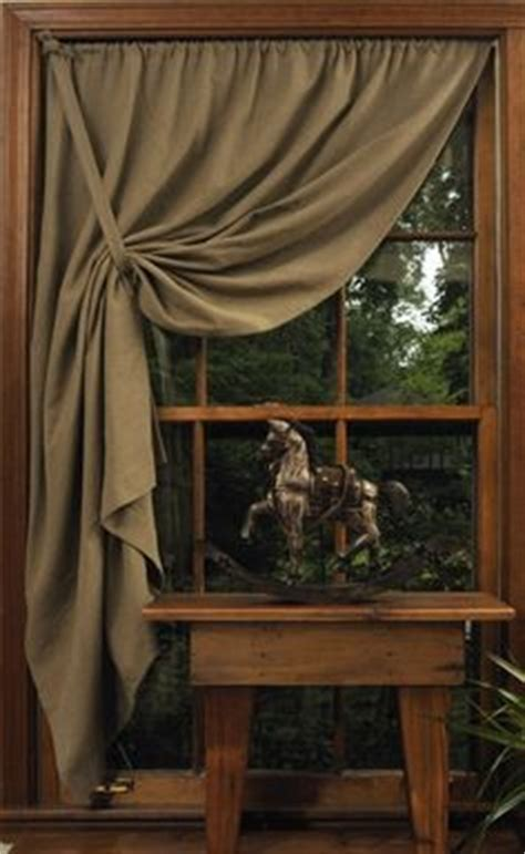 1000 images about primitive curtains on