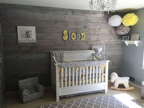 shabby chic nursery shiplap barn door whitewash gray