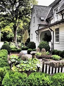Kitchen Gardens Design Chic