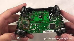 New Xbox One Controller Tear Down  Fix  And Repair Video