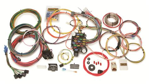 1986 Chevy Suburban Dash Wiring Harnes by Painless Performance Gmc Chevy Truck Harnesses 10205