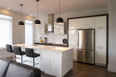 condo moderne kalla cuisine design