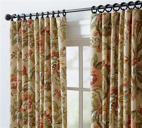 chagne drapes on a budget pottery barn inspired