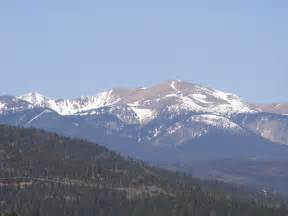 Wheeler Peak New Mexico